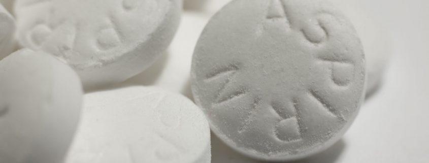 aspirin tables